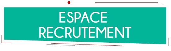 espace recrutement